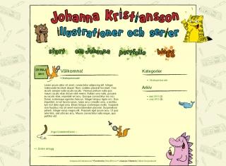 Johanna Kristiansson